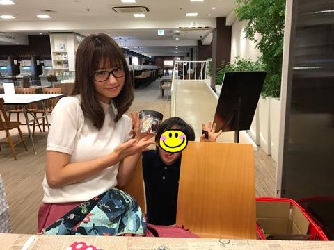 小倉優子の視力は?メガネ姿画像やブランドも調査!普段はコンタクトなの?3